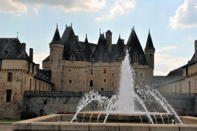 kasteel bezoek vanaf Liabaquet vakantiehuisje Dordogne Frankrijk