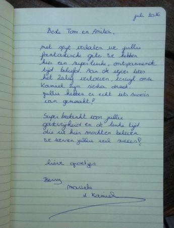recentie juli 2016 gîte La Marmite, liabaquet Gîtes et camping, 24270 Sarlande, Frankrijk, Dordogne, kindvriendelijk
