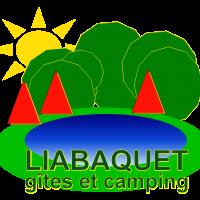 logo Liabaquet gîtes et camping, vakantiehuisje Sarlande, dordogne, Frankrijk