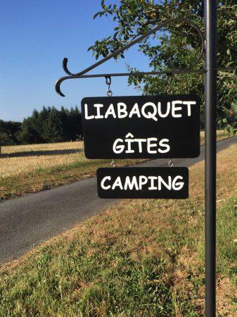 welkom op Liabaquet gîtes et camping